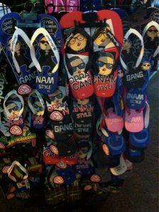 gangnamstyle sandals