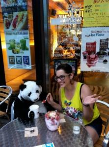 Patbingsoo panda